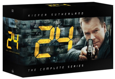 Episode 1 | 24 | US TV Series on DVD | Personal Reviews