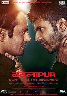 Badlapur | Hindi Film | Bollywood Movie Reviews