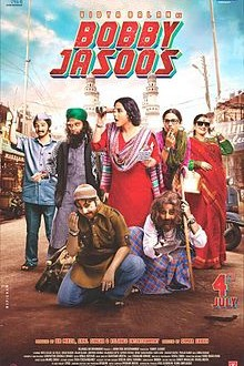 Bobby Jasoos | Bollywood Movie | Hindi Film Reviews