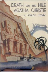 Death On The Nile - First Edition Cover (Year: 1937)
