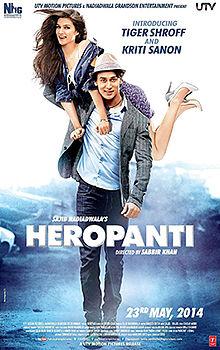 Heropanti - Hindi Film