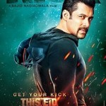 Kick - Bollywood Film - Poster