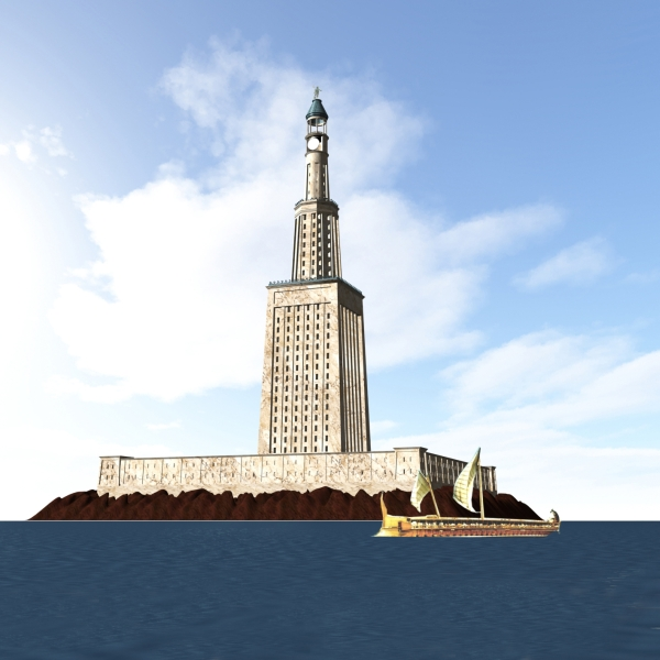 LightHouse Of Alexandria