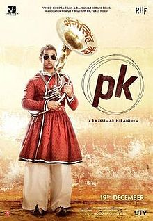 PK   A Hindi Film With Good Content   Personal Reviews