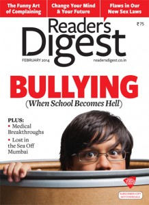 Reader's Digest India - February 2014 - Cover