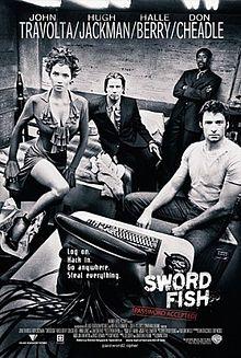 Swordfish   Hollywood Crime Thriller   Personal Reviews