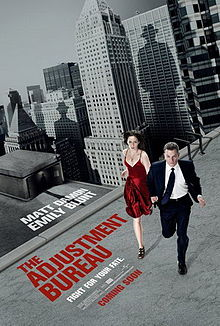 The Adjustment Bureau | Movie Review