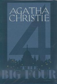 The Big Four by Agatha Christie | Book Review
