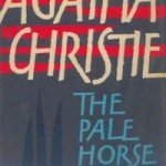 The Pale Horse First Edition Cover 1961