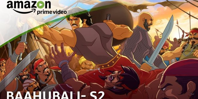 A Royal Welcome | Episode 1 of Baahubali: The Lost Legends (Season 2) Animation Series | Views and Reviews