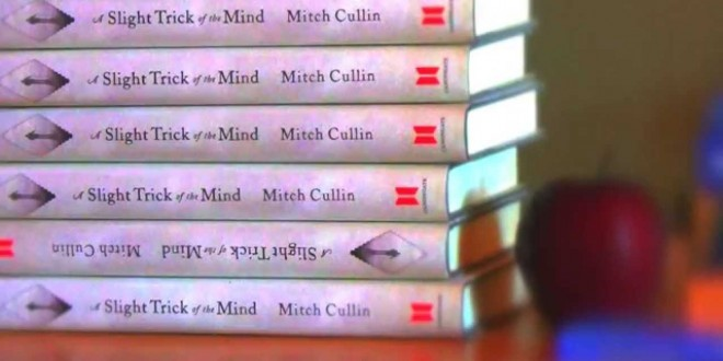 A Slight Trick of the Mind by Mitch Cullin| Book Review