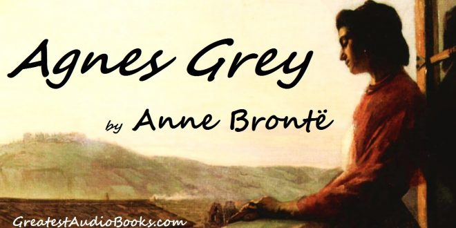 Agnes Grey by Anne Bronte | Book Review