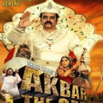 Akbar The Great - Hindi TV Serial - DVD Cover