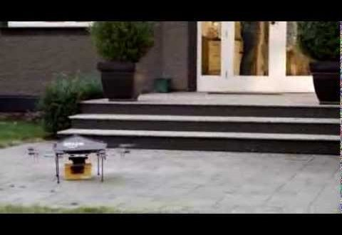 Amazon Prime Air | Introducing Future Of E-Commerce