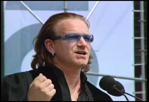 Bono's Commencement Speech | Words Of Humanity