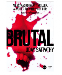 Brutal - Book Cover