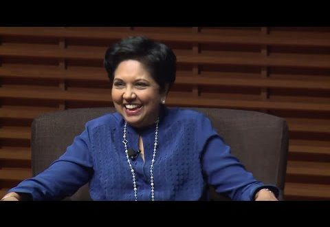 Business Lessons To Learn From The Conversation Between Indra Nooyi and Doug McMillon