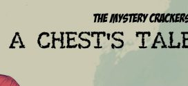 A Chest's Tale (The Mystery Crackers Book 1) by  Jinal Shailesh Doshi | Book Reviews