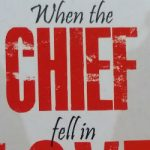 When The Chief Fell In Love by Tuhin A Sinha - Book Cover