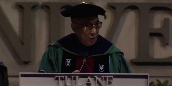 Dalai Lama's Tulane University Commencement Speech   Words Of Wisdom