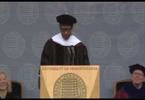 Danzel Washington's Commencement Speech At University of Pennsylvania | Words Of Wisdom