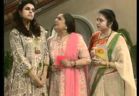 Dekh Bhai Dekh Hindi TV Serial On DVD Tenth Episode Reviews