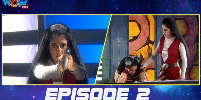 Episode 2 | Captain Vyom | Indian SuperHero Web Series | Views and Reviews