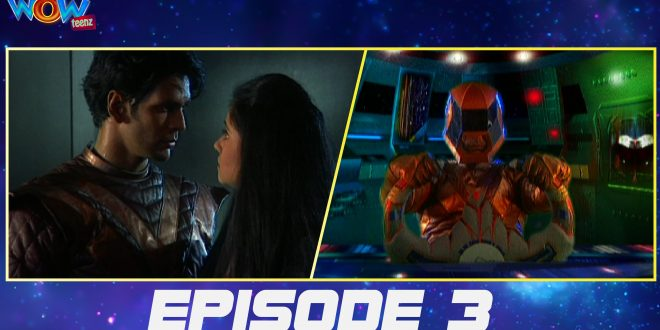 Episode 3 | Captain Vyom | Indian SuperHero Web Series | Views and Reviews