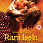 Goliyon Ki Rasleela : Ram-Leela - Hindi Film - DVD Cover