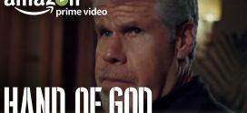 Hand Of God | Introduction to Amazon Original TV Series