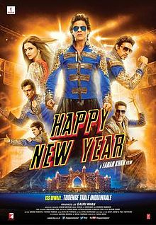 Happy New Year   A Time Pass Movie   Personal Reviews