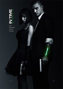 In Time - Hollywood Movie - Poster
