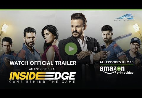 Introduction To Inside Edge – Amazon Original TV Series