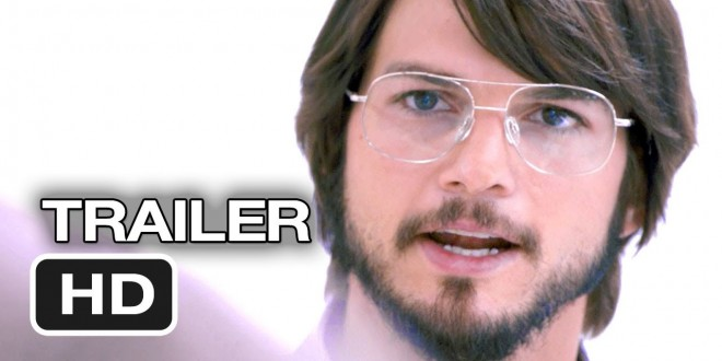 Jobs (A Film Inspired By Steve Jobs) Movie Trailer Is Launched