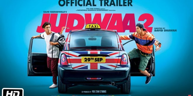 Judwaa 2 | 2017 Bollywood Film | Personal Movie Reviews
