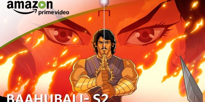 King Of The Sea | Episode 7 of Baahubali: The Lost Legends (Season 2) Animation Series | Views and Reviews