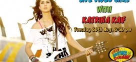 Live Chat with Katrina Kaif Today (30 August 2011)