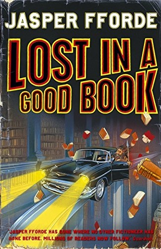 Lost In A Good Book : Thursday Next Book 2: Cover Page