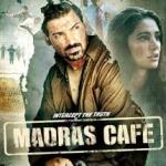 Madras Cafe - Hindi Film On DVD - Poster