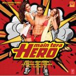 Main Tera Hero - Hindi Film - DVD Cover