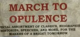 March To Opulence edited by Parikshit Nagesh Samant | Book Reviews (Part 1)