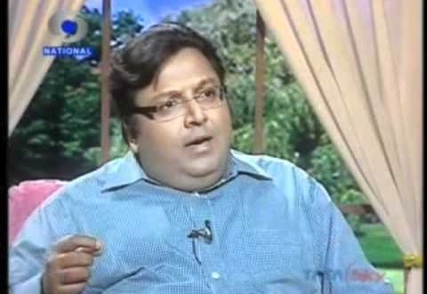 Meet The Author | Ashwin Sanghi