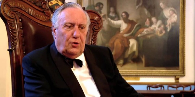 Meet The Author – Frederick Forsyth
