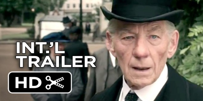 Mr Holmes by Bill Condon|Movie Review