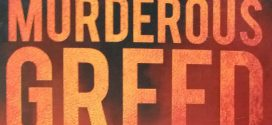 Murderous Greed by Arun K. Nair | Book Reviews