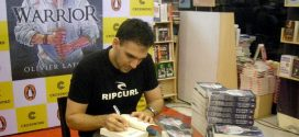 Interview Of Olivier Lafont | Author of Warrior