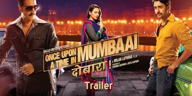 Once Upon Ay Time In Mumbai Dobaara! | Bollywood Movie | Hindi Film Reviews