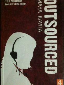 Outsourced by Maya Kavita   Book Review
