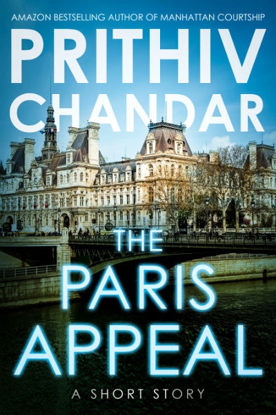 The Paris Appeal - a short story by Prithiv Chandar - Book Cover