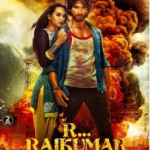 R...Rajkumar - Hindi Film - Poster